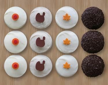 Thanksgiving Takeaway at Sprinkles