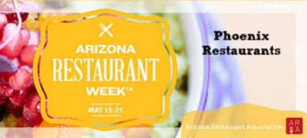 Arizona Restaurant Week_Phoenix Restaurants