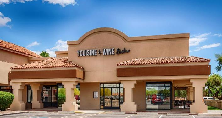 Help Cuisine Wine & Bistro celebrate their 1st anniversary
