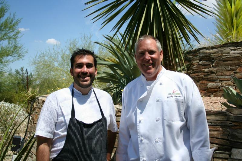 Desert Botanical Garden's Seasonal Table Dinner, Chef Matt Taylor