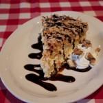 Grimaldis - Samoa Cheesecake