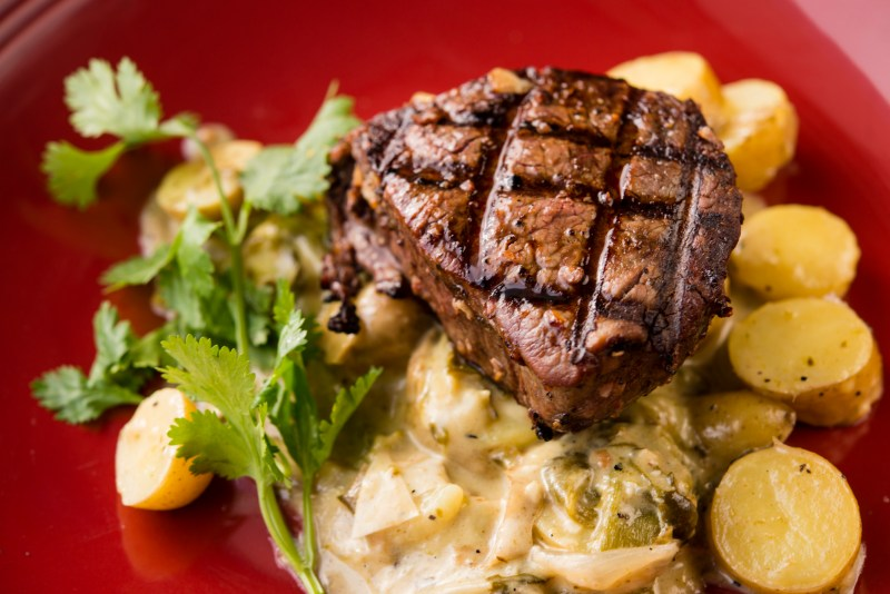 SOL Cocina's Winter Menu Warms Up Scottsdale: Filet