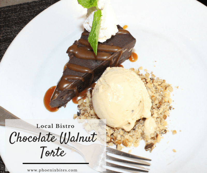 Take-Home Holiday Desserts to Pick Up in Scottsdale: Local Bistro's Chocolate Walnut Torte