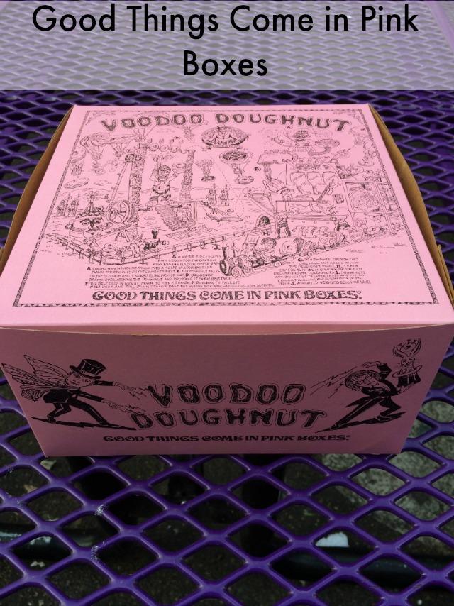 VooDoo Doughnut Box