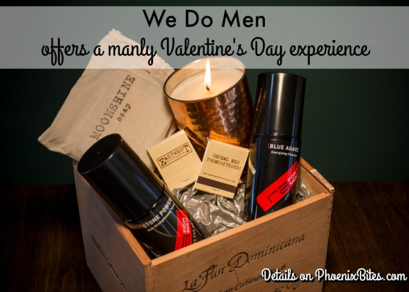 We Do Men Valentine's Day Package