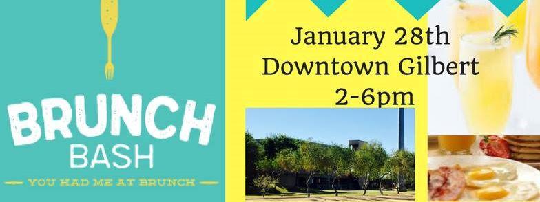 Downtown Gilbert Brunch Bash