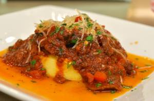 Constantino's kitchen Polenta