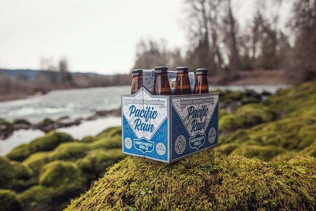 Ninkasi announces release of Pacific Rain