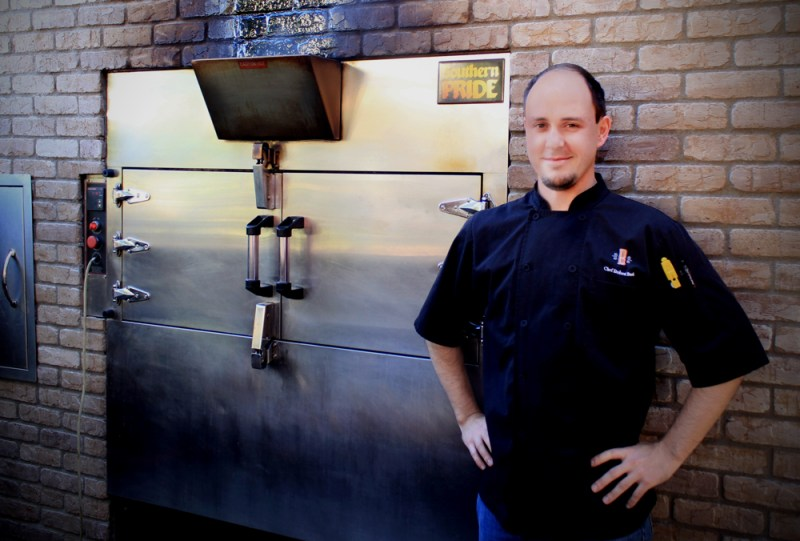 Fun Facts about our favorite chefs: Chef Robert Bush