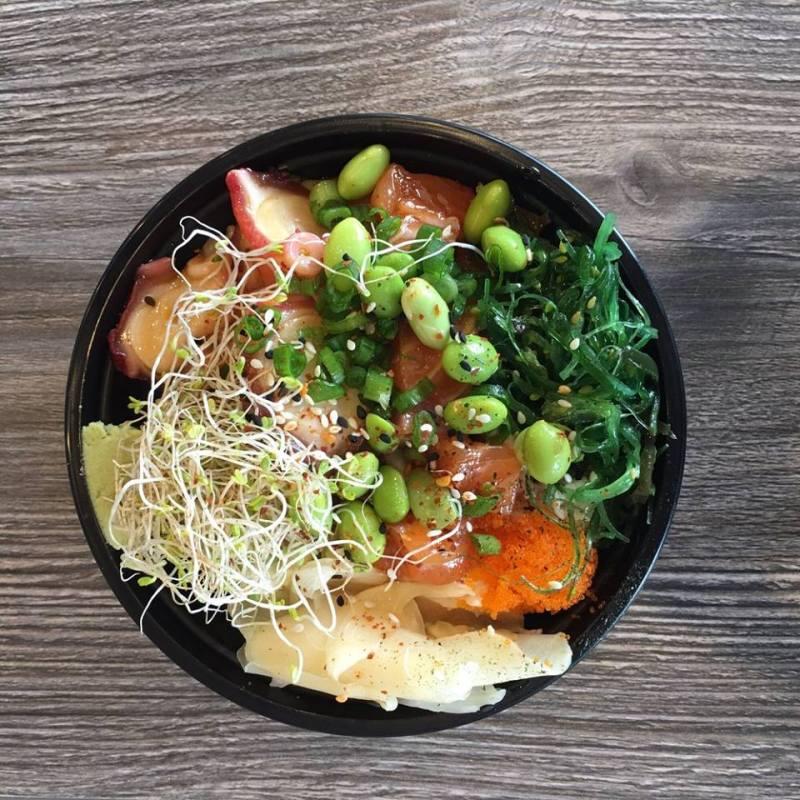 Healthy on the Go in Scottsdale Aihipoki Bowl's Pokibowl