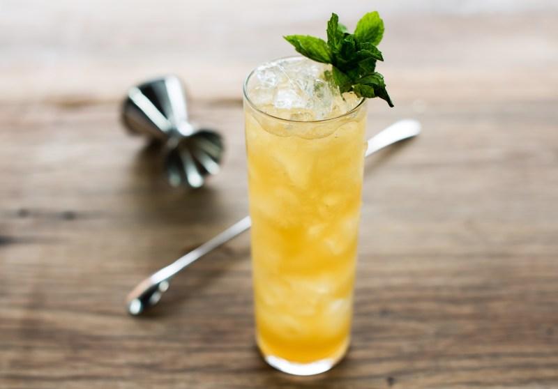 Arizona Cocktail Week Contest Winner : Zonie Land