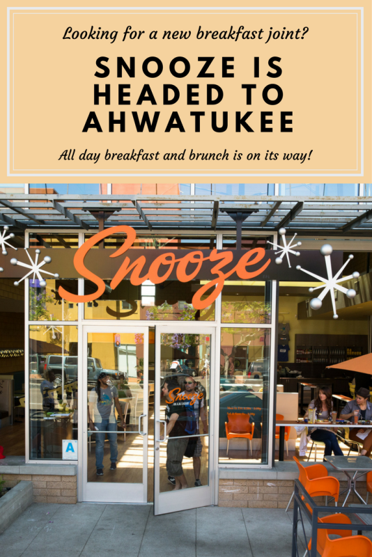Snooze Ahwatukee is coming this year