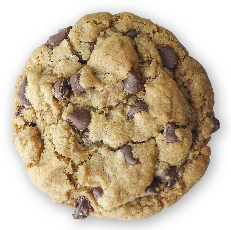 New Sprinkles Cookies: chocolate chip