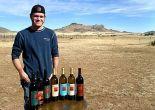 Kief Joshua Manning at Kief-Joshua Vineyards