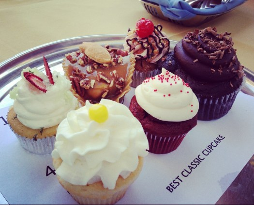 Best Classic Cupcake entries