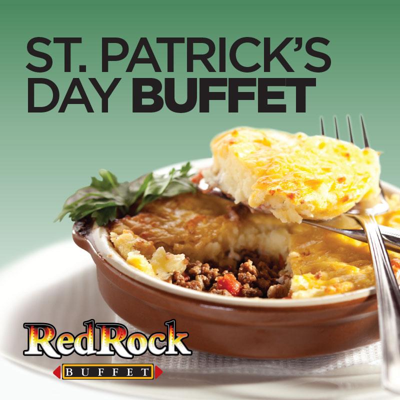Red Rock Buffet