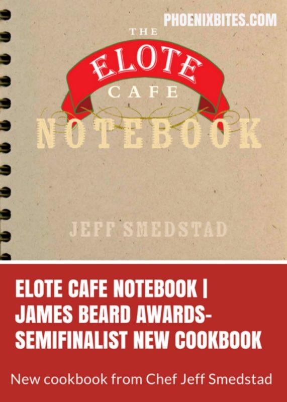 Elote Cafe Notebook