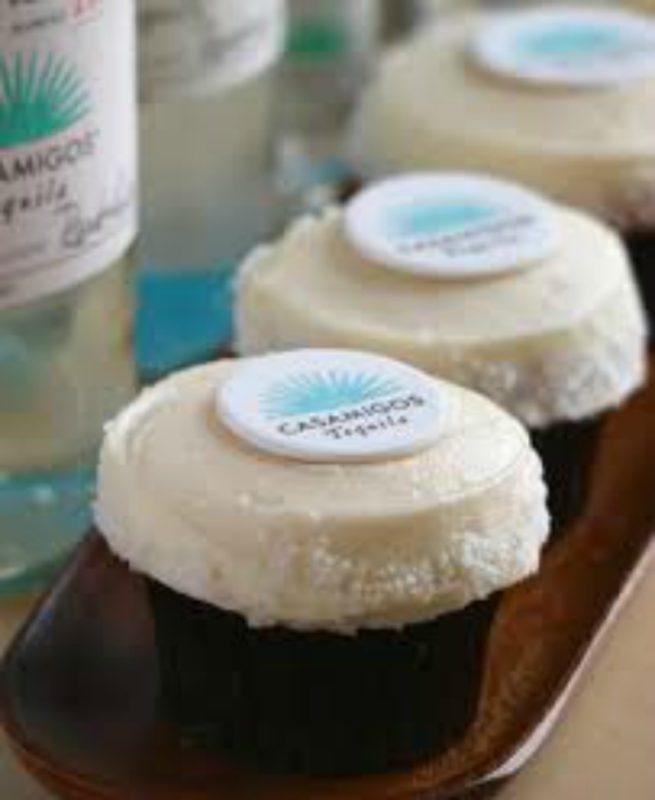 Sprinkles casamigos cupcake