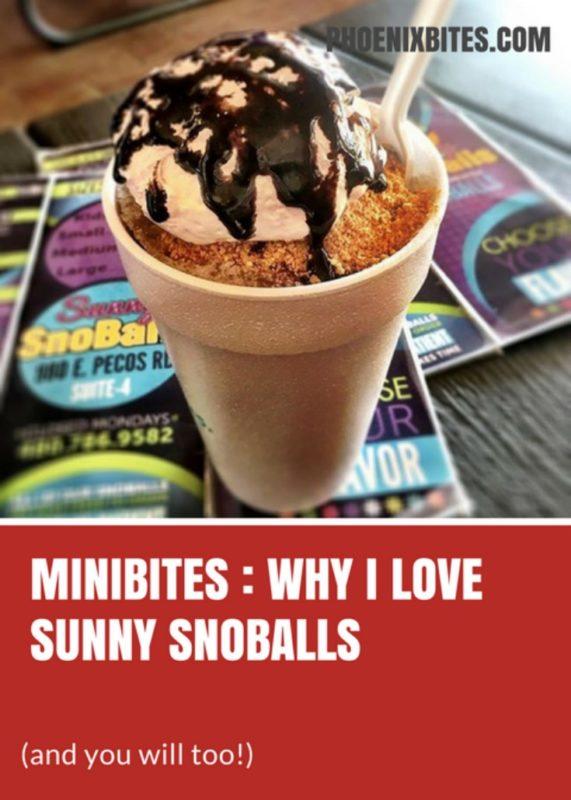 Why I love sunny snoballs