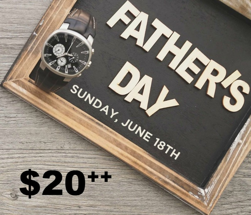Fathers Day at Artizen
