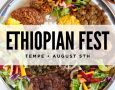 August's Ethiopian Fest is hosted by Cafe Lalibela