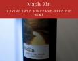 Maple Zin
