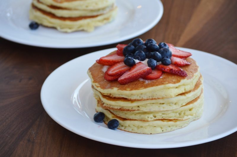 Elly's Brunch & Cafe Pancakes