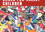 ELLY'S BRUNCH & CAFÉ COLLECTS NEW SHOES FOR VALLEY CHILDREN