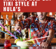 Celebrate National Rum Day Tiki Style at Hula's