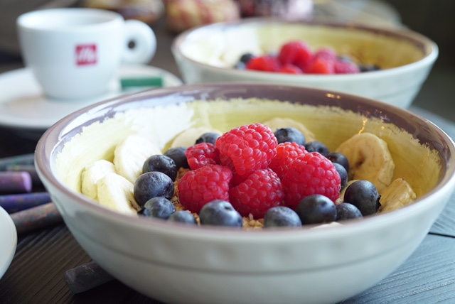 Masterpiece Donuts & Coffee | The Healthy Bowl