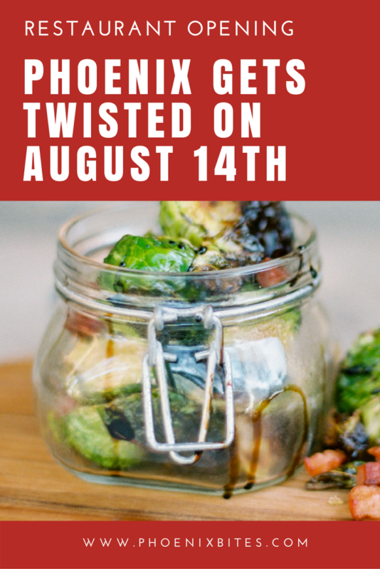 PHOENIX GETS TWISTED ON AUGUST 14TH
