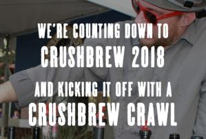 crushbrew crawl 2017