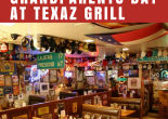Celebrate National Grandparents Day at TEXAZ Grill