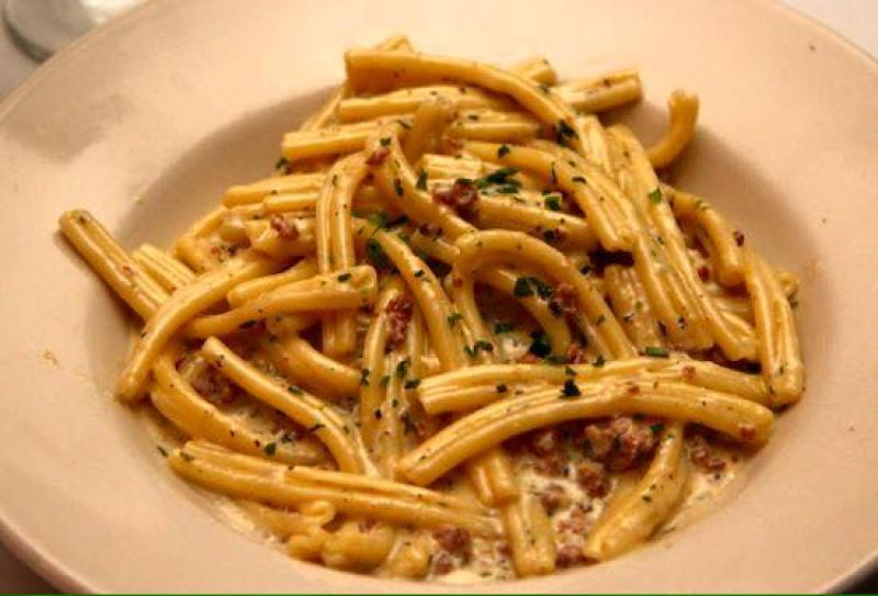 Franco's Italian Caffe's pasta erbe aromatiche