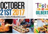 The 2017 taste of gilbert festival
