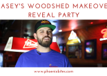 Check out the Casey's Woodshed Makeover Reveal Party