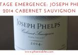 Joseph Phelps 2014 Cabernet Sauvignon