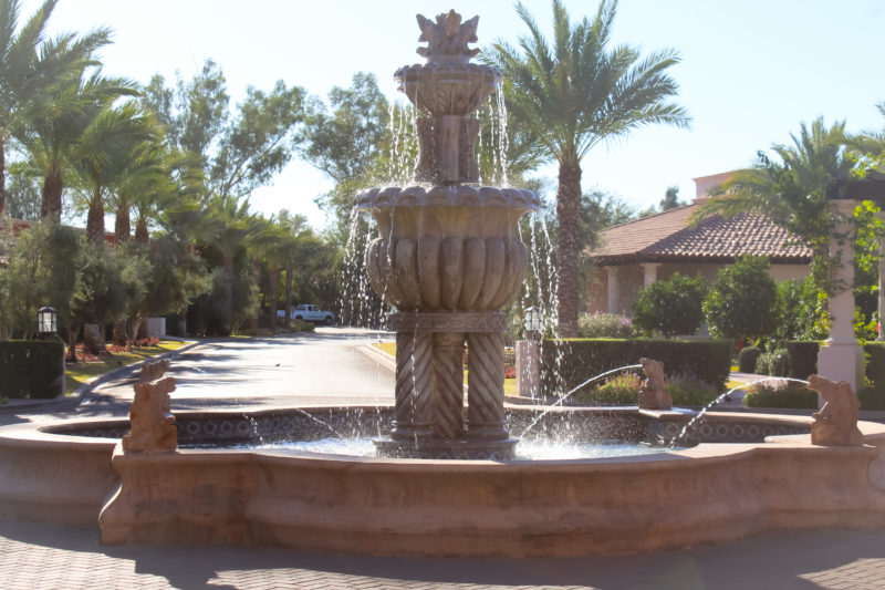 The Scottsdale Resort at McCormick Ranch Fountain