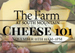 Cheese Course 101 at The Farm