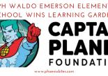 Local Elementary School Wins Learning Garden