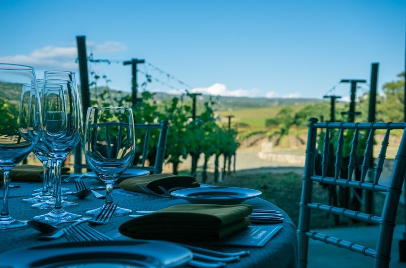 Vineyard to Table Supper Club ast LDV Winery