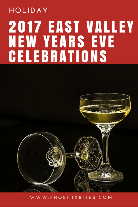2017 East Valley New Years Eve
