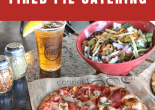 Celebrate the Bowl Games with Fired Pie Catering