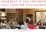 If you like meatballs, you will love the Sicilian Butcher
