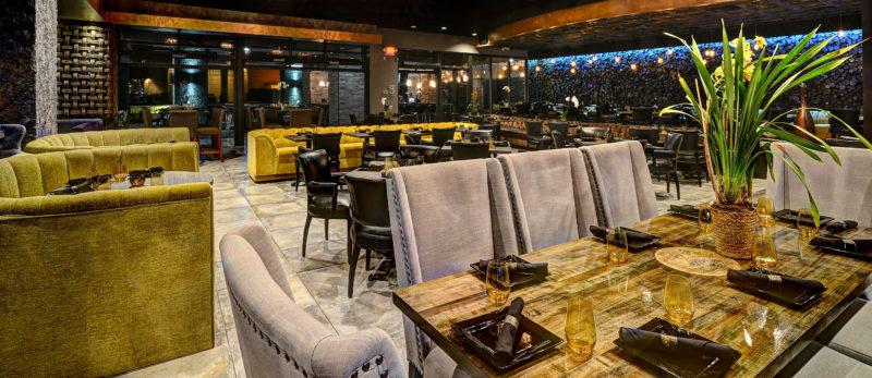 Sonata's Restaurant Interior