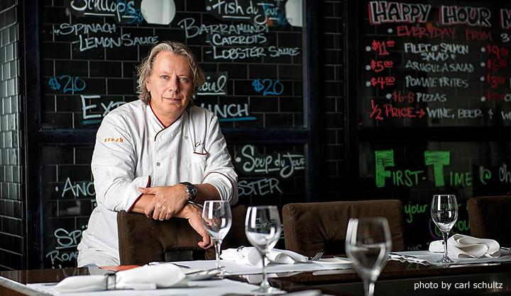 Chef Christopher Gross Hosts grand finale celebration