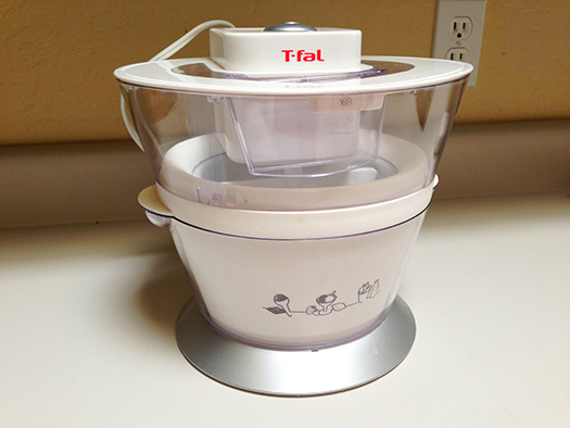 T-fal Ice Cream Maker