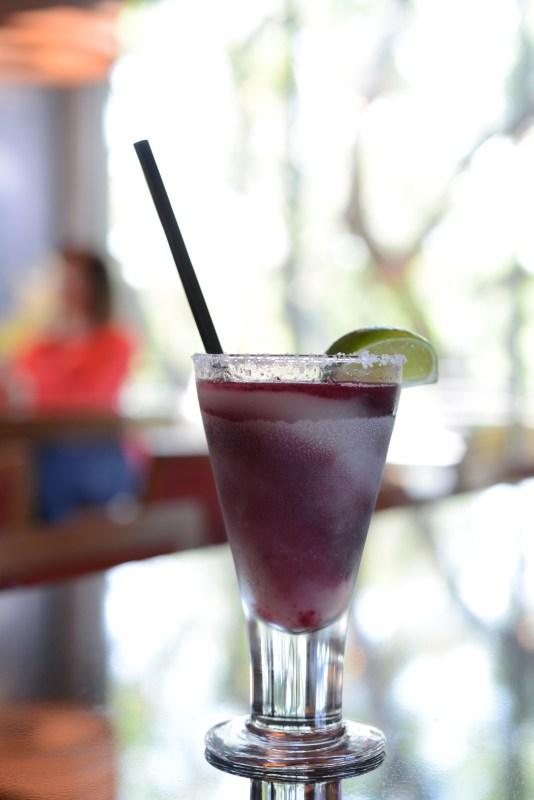 Roaring Fork Huckleberry Margarita