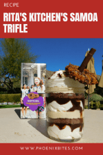 Rita's Kitchen's Samoa Trifle