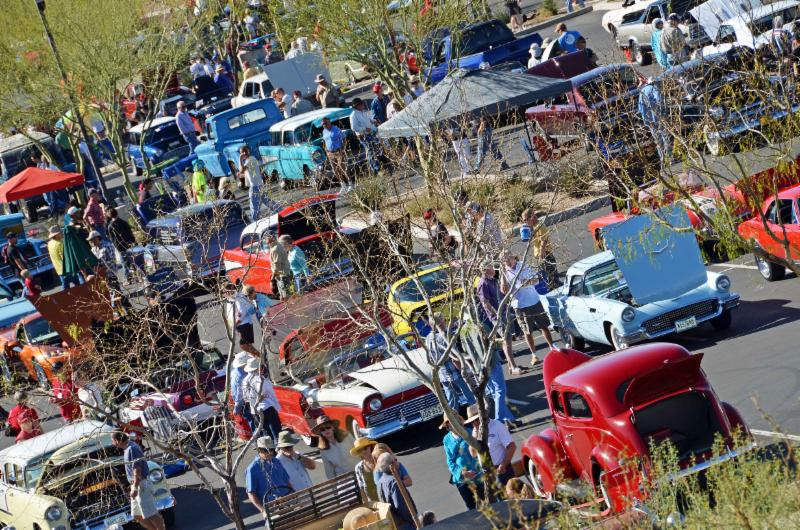 Oro Valley Cruise, BBQ and Blues Festival